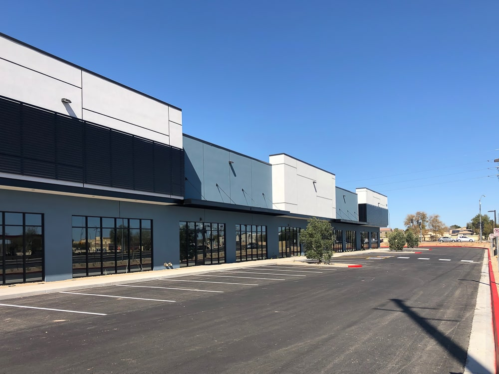 Aluminum Architectural Wall Screens - Hardy World - Surprise, Arizona
