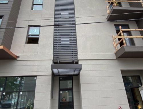 Mixed Use Building – Savannah, Georgia