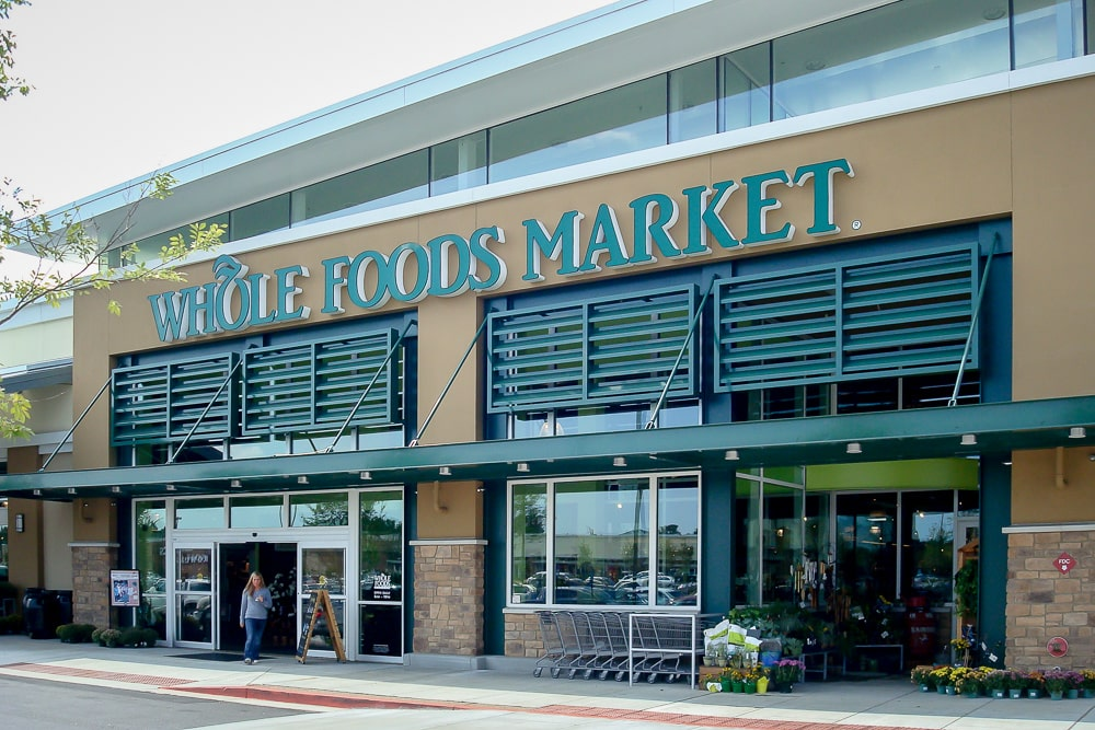 Aluminum Architectural Wall Screens - Whole Foods - Marietta, Georgia