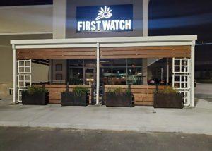 Awnex - Aluminum Patio Covers - First Watch - Davenport, Florida