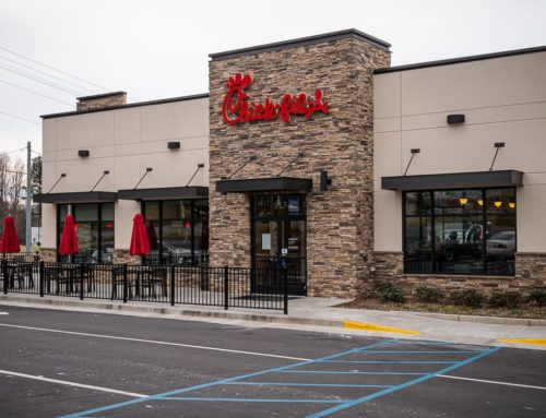 Chick-Fil-A – Laurens, South Carolina
