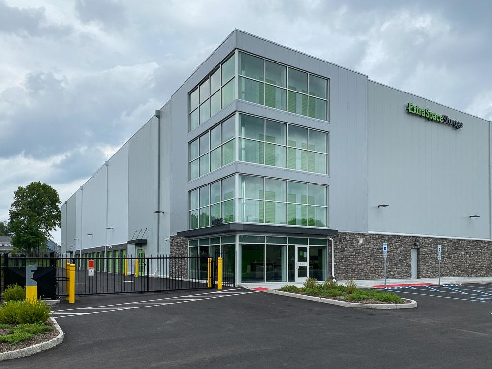 Awnex - Architectural Canopies - ExtraSpace Storage - Belleville, New Jersey