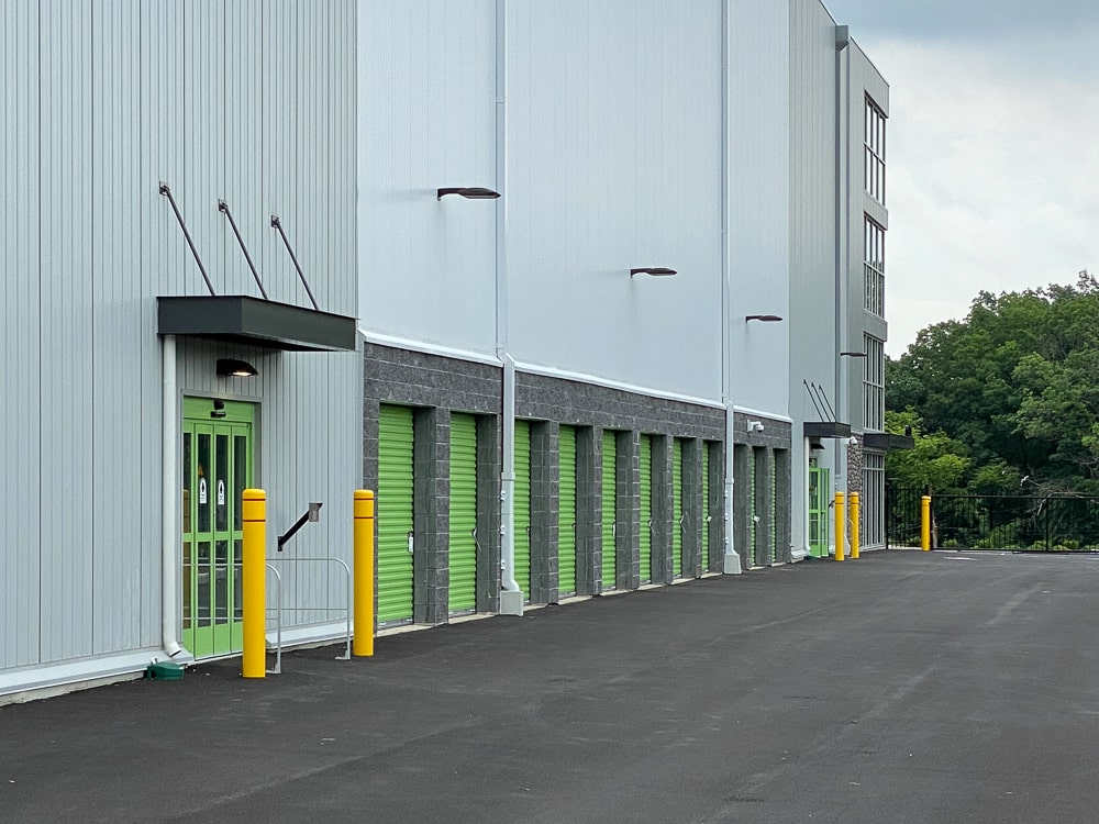 Awnex - Architectural Canopies - ExtraSpace Storage - Belleville, New Jersey