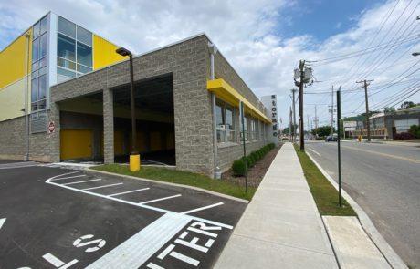 Awnex - Architectural Canopies - Safeguard Storage - Hawthorne, New Jersey
