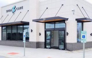 Awnex - Architectural Canopies -Spira Care - Lees Summit, Missouri