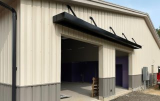 Awnex - Architectural Hanger Rod Canopies - Car Toyz - Egg Harbor Township, New Jersey
