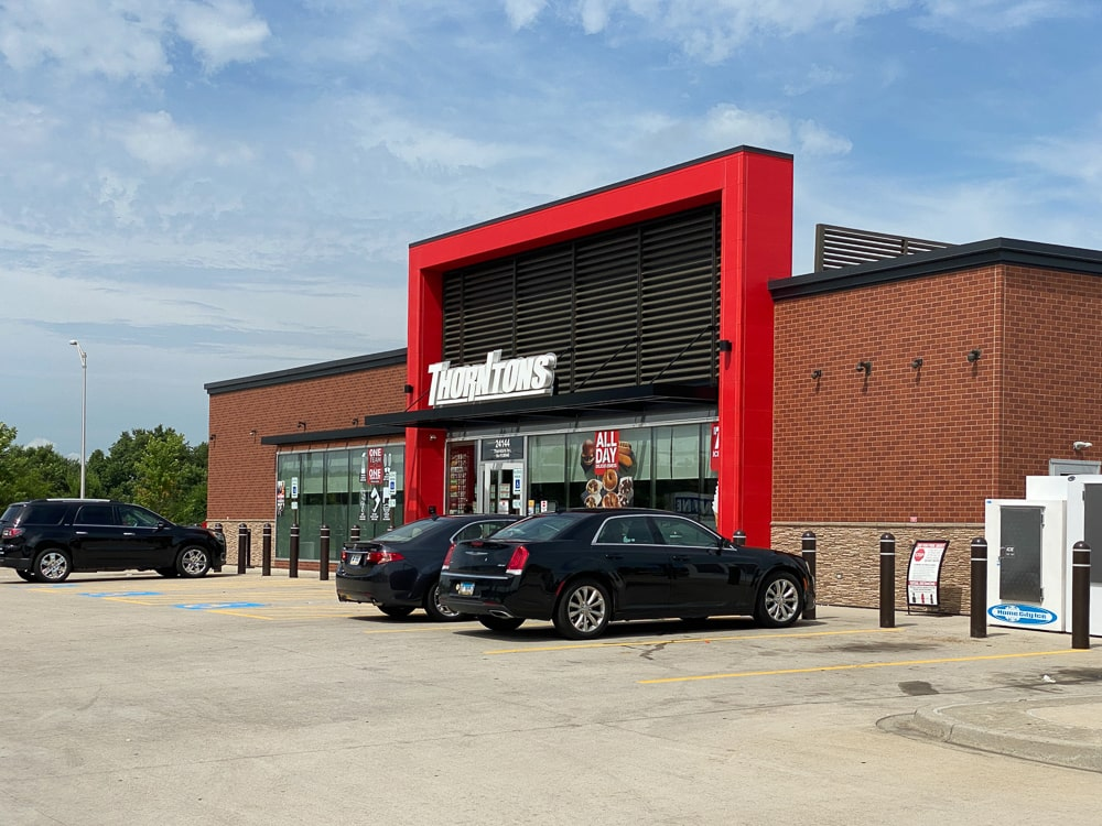 Awnex - Architectural Screens - Thorntons - Channahon, Illinois