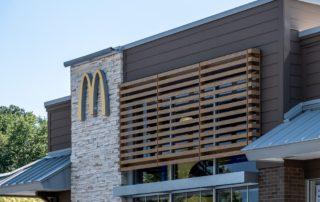 Awnex-Featured-Architectural-wall-screens-Project-McDonald's-Alpharetta-Georgia
