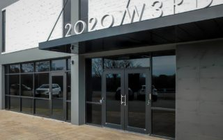 Awnex Featured Project, Architectural Canopies - 2020 W 3RD - Little Rock, Arkansas