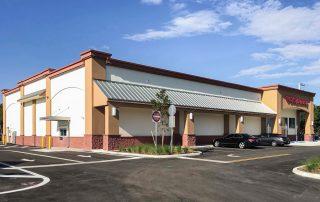 Awnex Featured Project - Architectural Gutter Canopies - CVS - Deerfield Beach, Florida