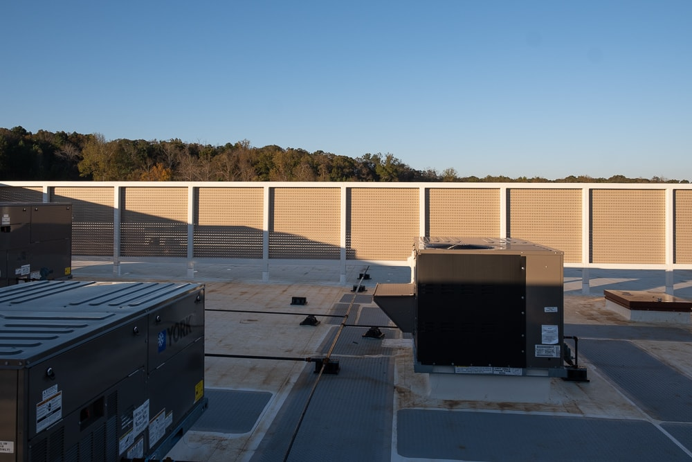 Awnex - Hollywood Roof Screens - Shottenkirk Hyundai - Canton, Georgia