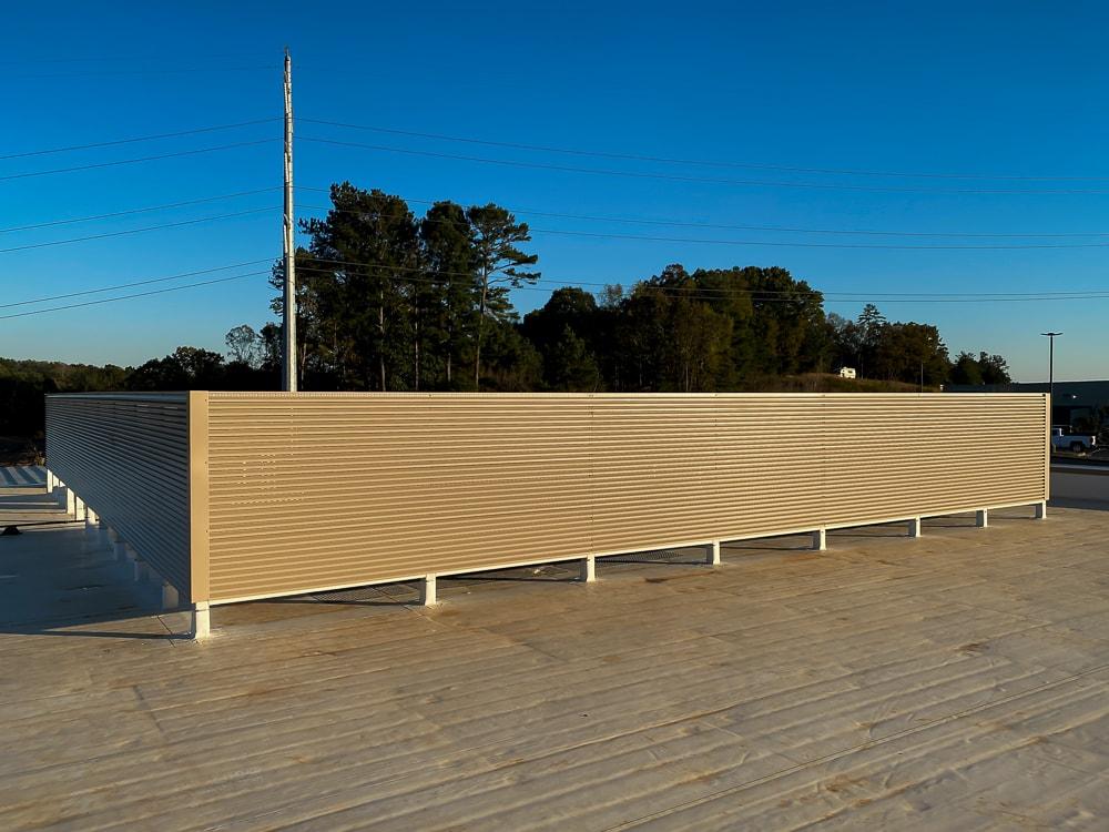 Awnex - Hollywood Roof Screens - Shottenkirk Hyundai - Canton, Georgia