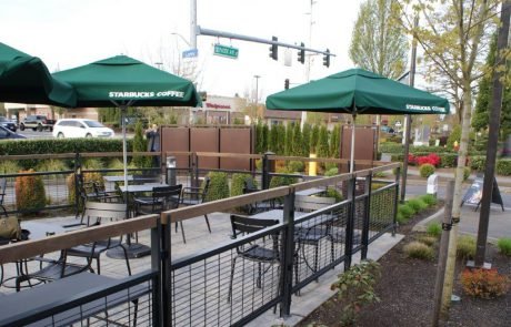 Starbuck Decorative Fence System