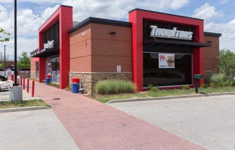 Thorntons, Thermopolis