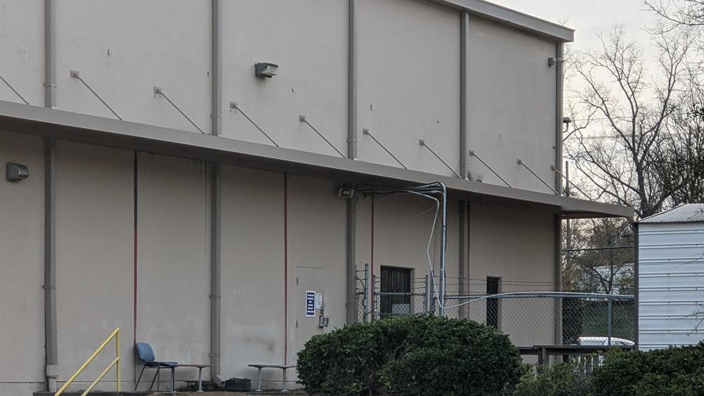 Architectural Hanger Rod Canopies - FDL - Phenix City, Alabama