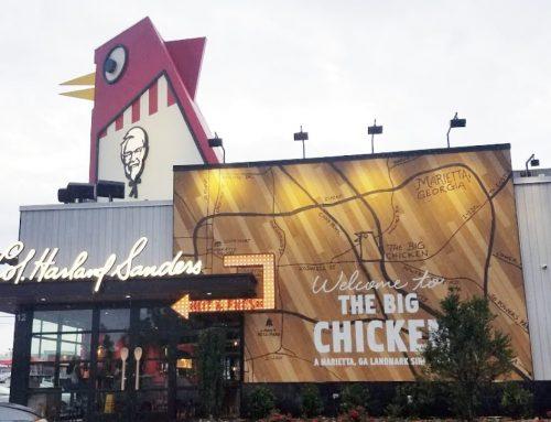 KFC – Big Chicken